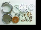 シチズンシャレックスGM10クォーツ腕時計 分解掃除(オーバーホール)