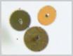 クォーツ式腕時計修理---歯車にサビゴミ【times-machine.com】《 時計修理 》【三田時計メガネ店@栃木県大田原市前田】
