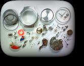 機械式腕時計修理---シチズンX8電子腕時計 分解掃除(オーバーホール)【times-machine.com】《 時計修理 》【三田時計メガネ店@栃木県大田原市前田】