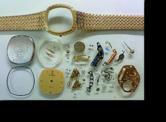 シーマPUW9000クォーツ腕時計 分解掃除(オーバーホール)