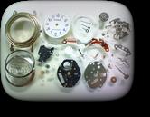 オモチャY121Gクォーツ腕時計 分解掃除(オーバーホール)---もうちょっと詳しく・・・拡大版【OVERHAUL】《 時計分解 》【times-machine.com】時計修理の分解工程・組立工程へ