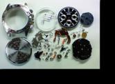Don-ClarkクロノグラフVD54Bクォーツ腕時計 分解掃除(オーバーホール)