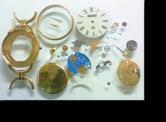 グッチETA978.002クォーツ腕時計 分解掃除(オーバーホール)