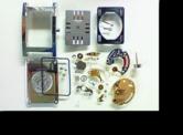 エルメスETA976.001クォーツ腕時計 分解掃除(オーバーホール)