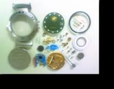 ハンティングワールドETA955112クォーツ腕時計 分解掃除(オーバーホール)