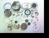 キングセイコー5246A自動巻腕時計 分解掃除(オーバーホール)---もうちょっと詳しく・・・拡大版【OVERHAUL】《 時計分解 》【times-machine.com】時計修理の分解工程・組立工程へ