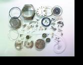 機械式腕時計修理---キングセイコー5246A自動巻腕時計 分解掃除(オーバーホール)【times-machine.com】《 時計修理 》【三田時計メガネ店@栃木県大田原市前田】
