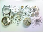 機械式腕時計修理---手巻腕時計 分解掃除(オーバーホール)【times-machine.com】《 時計修理 》【三田時計メガネ店@栃木県大田原市前田】
