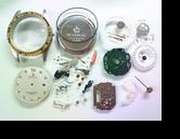 MARSHAL2115クォーツ腕時計 分解掃除(オーバーホール)