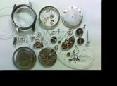 シチズンUN手巻腕時計 分解掃除(オーバーホール)