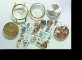 オメガΩ620手巻腕時計 分解掃除(オーバーホール)