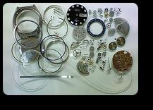 オリエントクロノエースI3自動巻腕時計 機械もケースも分解掃除(オーバーホール)