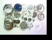 オリエントR3自動巻腕時計 分解掃除(オーバーホール)---もうちょっと詳しく・・・拡大版【時計修理】機械式腕時計修理6 軸(心棒)の摩耗 部品別作再生修理へ