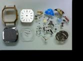 オリエント11030クォーツ腕時計 分解掃除(オーバーホール)