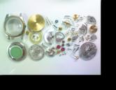 ROLEXDATEJUST3135自動巻腕時計 分解掃除(オーバーホール)