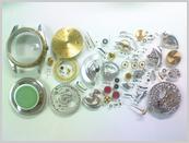 機械式腕時計修理---自動巻腕時計 分解掃除(オーバーホール)【times-machine.com】《 時計修理 》【三田時計メガネ店@栃木県大田原市前田】
