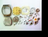 ラドーバルボアESA935112クォーツ腕時計 分解掃除(オーバーホール)---もうちょっと詳しく・・・拡大版【時計修理】クォーツ式腕時計修理1 ケースのサビ汚れ 分解掃除(オーバーホール)修理へ