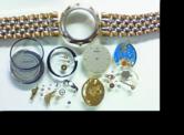 ラドーETA978.002クォーツ腕時計 分解掃除(オーバーホール)