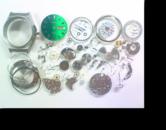 セイコージョイフル2206A自動巻腕時計 分解掃除(オーバーホール)