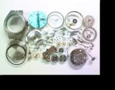 セイコージョイフル2406A自動巻腕時計 分解掃除(オーバーホール)