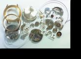 セイコースポーツマチック2451自動巻腕時計 分解掃除(オーバーホール)