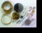 セイコーシャリオ2220A手巻腕時計 分解掃除(オーバーホール)