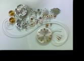 セイコークラウンスペシャル341手巻腕時計 分解掃除(オーバーホール)