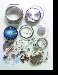 クォーツ式腕時計修理---セイコージョイフル2623Aクォーツ腕時計 分解掃除(オーバーホール)【times-machine.com】《 時計修理 》【三田時計メガネ店@栃木県大田原市前田】