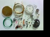 セイコー2P20Aクォーツ腕時計 分解掃除(オーバーホール)