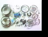 セイコージョイフル4326Aクォーツ腕時計 分解掃除(オーバーホール)