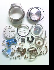 クォーツ式腕時計修理---セイコージョイフル4326Aクォーツ腕時計 分解掃除(オーバーホール)【times-machine.com】《 時計修理 》【三田時計メガネ店@栃木県大田原市前田】