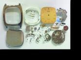 セイコードルチェ5931Aクォーツ腕時計 分解掃除(オーバーホール)