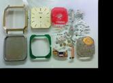 セイコー6030Aクォーツ腕時計 分解掃除(オーバーホール)
