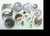 セイコーシルバーウェーブZ7123Aクォーツ腕時計 分解掃除(オーバーホール)
