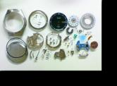 セイコータイプⅡ4336Aクォーツ腕時計 分解掃除(オーバーホール)