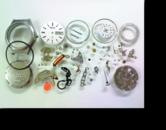 セイコージョイフル7903Aクォーツ腕時計 分解掃除(オーバーホール)