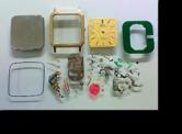 セイコーエクセリーヌ8420Aクォーツ腕時計 分解掃除(オーバーホール)