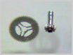 クォーツ式腕時計修理---二番車も分解調整【times-machine.com】《 時計修理 》【三田時計メガネ店@栃木県大田原市前田】
