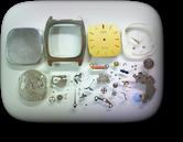 セイコードルチェ5931Aクォーツ腕時計 分解掃除(オーバーホール)---もうちょっと詳しく・・・拡大版【OVERHAUL】《 時計分解 》【times-machine.com】時計修理の分解工程・組立工程へ