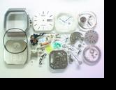 セイコークロノス7433Aクォーツ腕時計 分解掃除(オーバーホール)