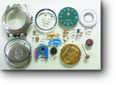 タグホイヤーETA955112クォーツ腕時計 分解掃除(オーバーホール)