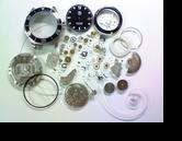 タグホイヤーETA2824.2自動巻腕時計 分解掃除(オーバーホール)