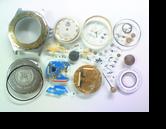 タグホイヤーETA955412クォーツ腕時計 分解掃除(オーバーホール)