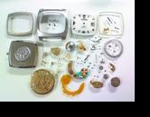 テクノスパーぺトロンY29154電子腕時計 分解掃除(オーバーホール)---もうちょっと詳しく・・・拡大版【時計修理】機械式腕時計修理7 電磁テンプ式 電子回路不良へ