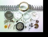 テクノスRONDA515クォーツ腕時計 分解掃除(オーバーホール)