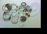 ティアラETAEV2452自動巻腕時計 分解掃除(オーバーホール)