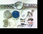 バレンチノドマーニ2035クォーツ腕時計 分解掃除(オーバーホール)