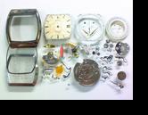 ウォルサムダイナックスESA935312クォーツ腕時計 分解掃除(オーバーホール)