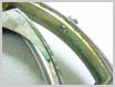 クォーツ式腕時計修理---ケースのサビ汚れ【times-machine.com】《 時計修理 》【三田時計メガネ店@栃木県大田原市前田】