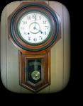 機械式柱時計修理---明治生まれのセイコー8日巻カギ巻柱時計【times-machine.com】《 時計修理 》【三田時計メガネ店@栃木県大田原市前田】